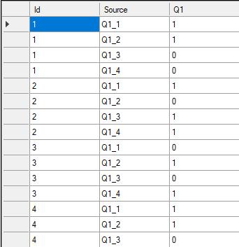 Binary Data Format